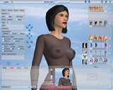 Free 3d virtual erotic Love Games | Virtual Sex Game Software screenshot-18