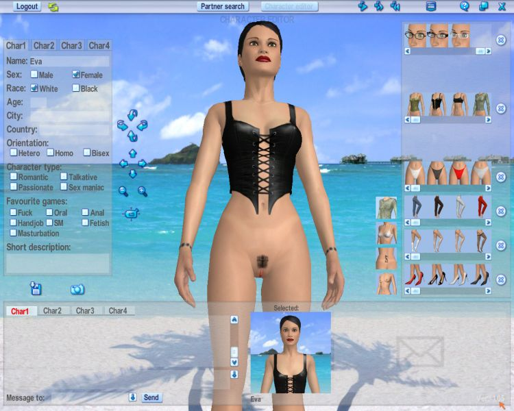 Love Games 3d Erotic Client Samples -id-04