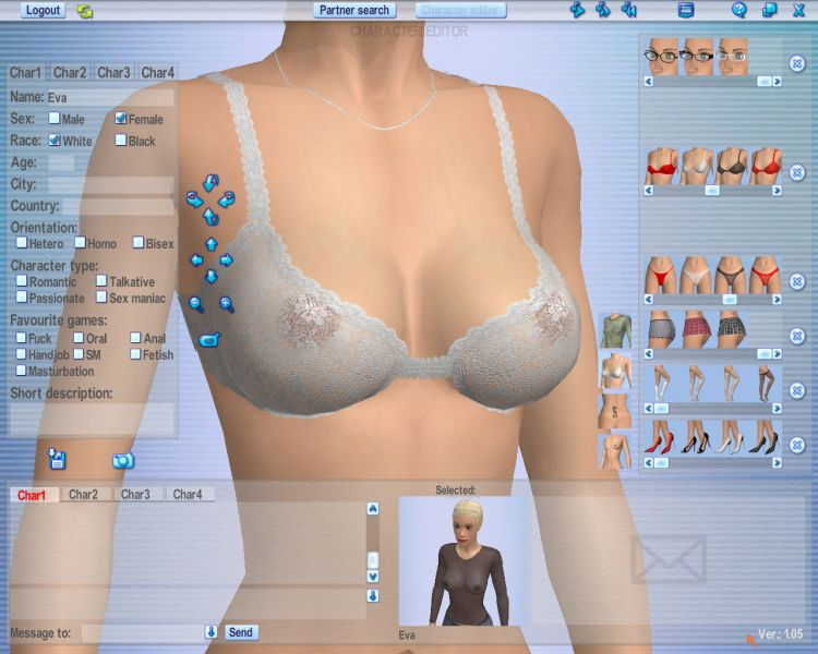 Love Games 3d Erotic Client Samples -id-12