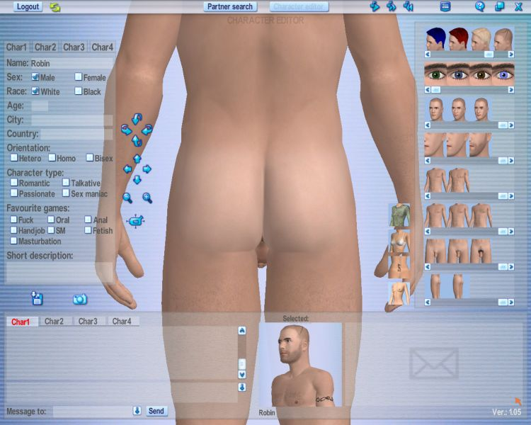 Love Games 3d Erotic Client Samples -id-16