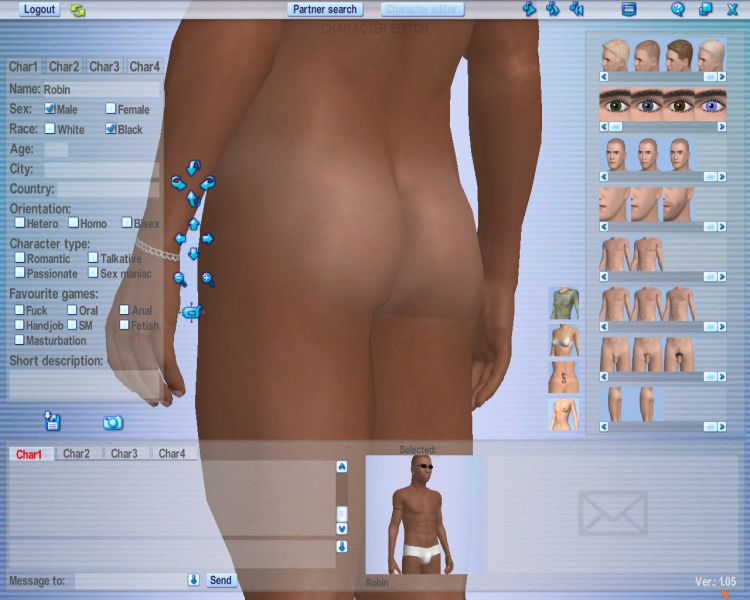 Love Games 3d Erotic Client Samples -id-17