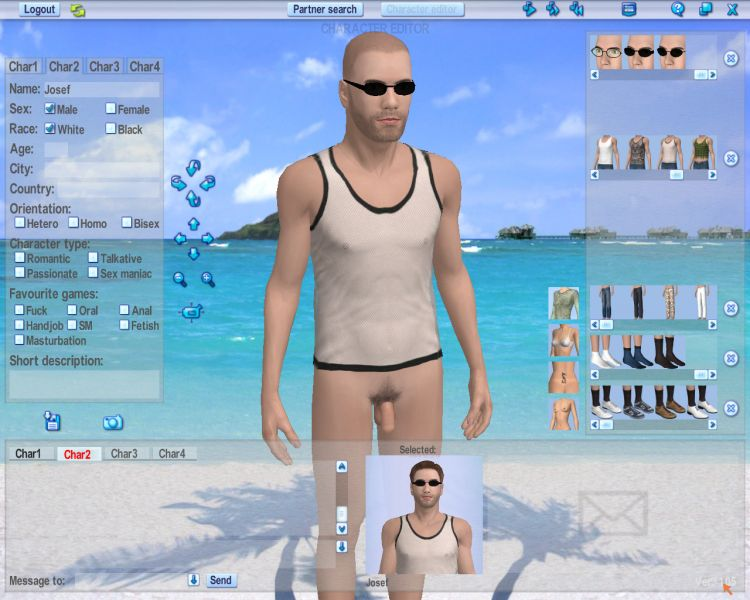 Love Games 3d Erotic Client Samples -id-24