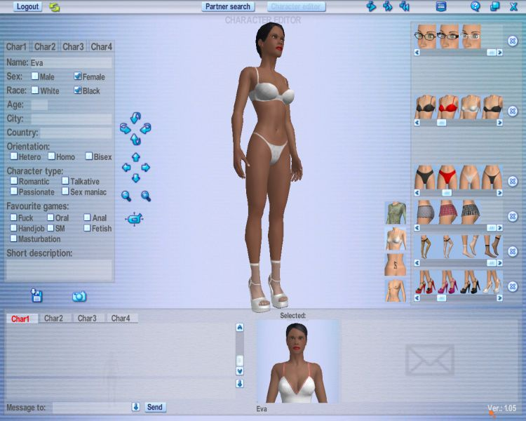 Screenshot 26 of Join our Love Games Community Software
