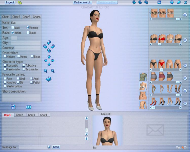 Screenshot 27 of Join our Love Games Community Software