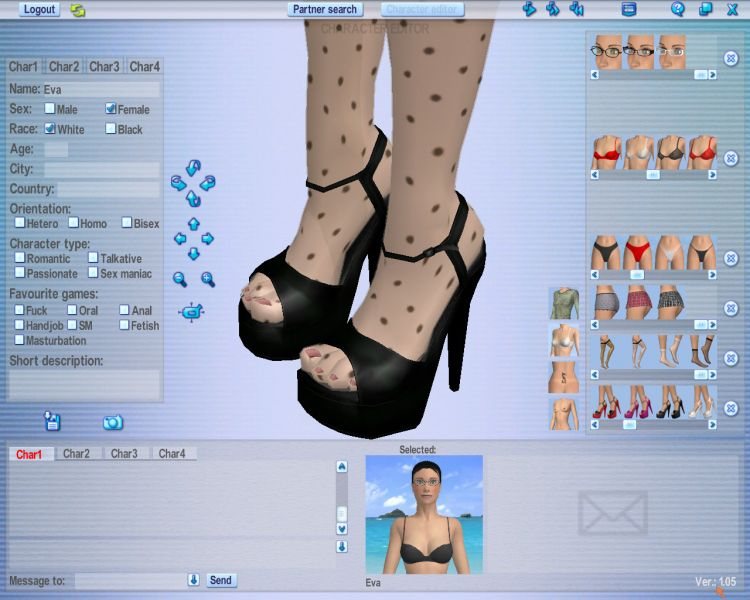 Screenshot 33 of Check members of our Love Games Community Software