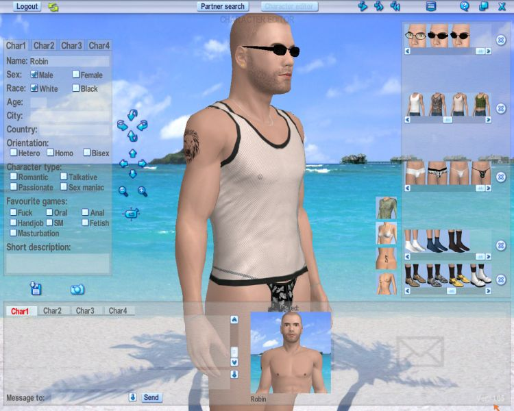 Screenshot 36 of Check members of our Love Games Community Software
